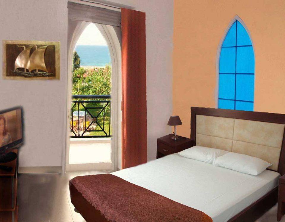 Εσωτερικοί χώροι Villa Pappas Ξενοδοχείο ενοικιαζόμενα διαμερίσματα Πρέβεζα