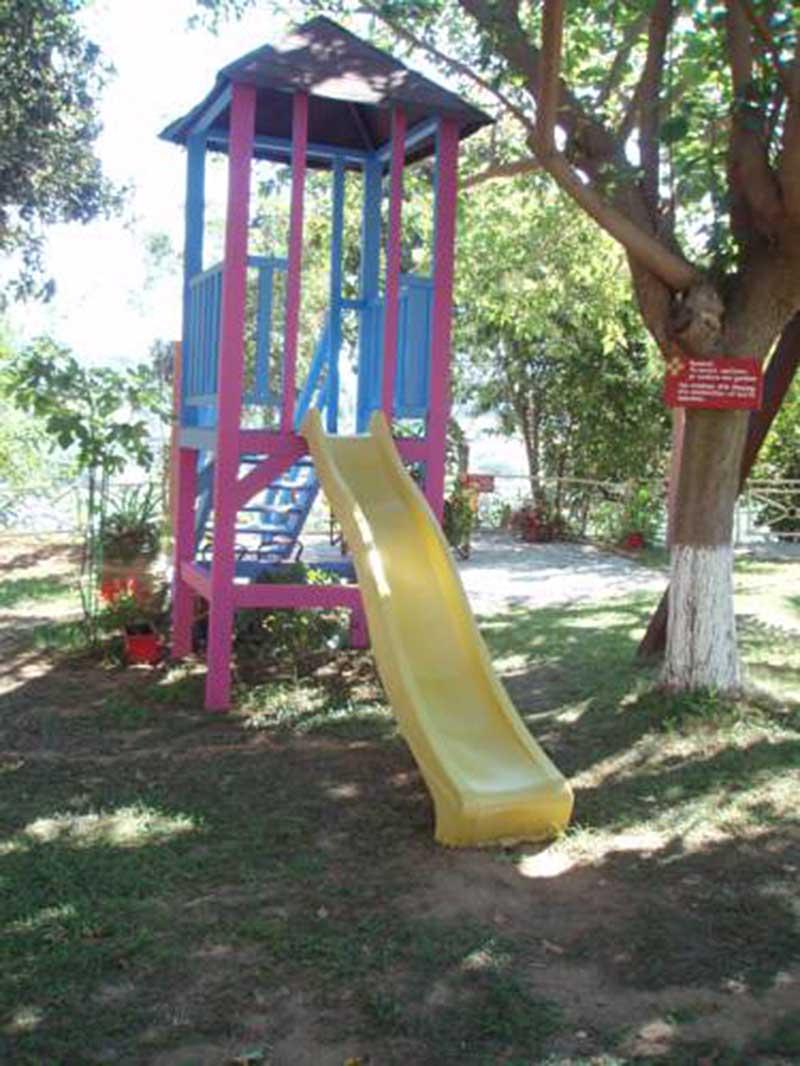 χώροι Παιδική χαρά