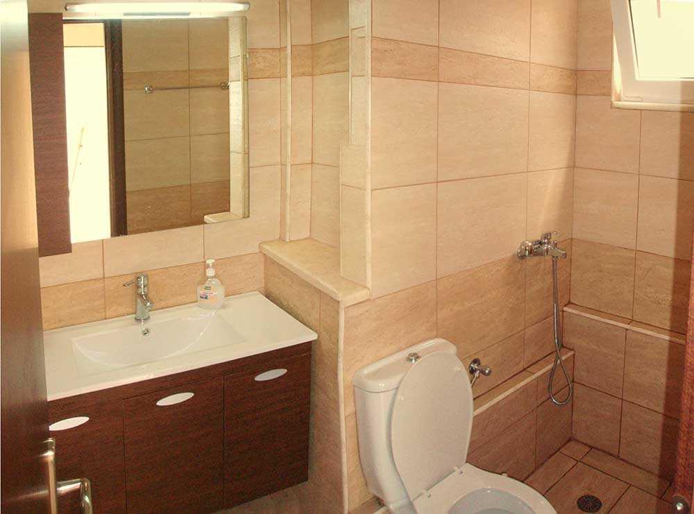 χώροι μπάνιο