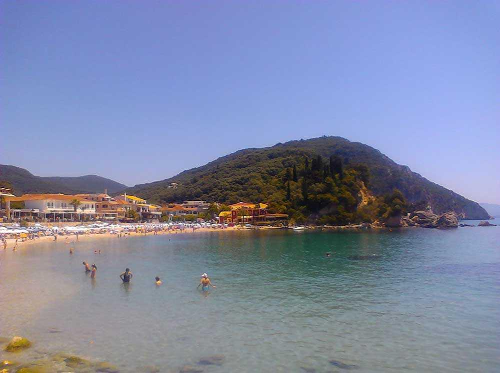 πάργα παραλία 2